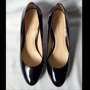 Cole Haan Patent Leather Pumps, Size 9B